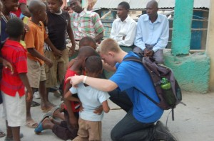 Haiti missions prayer