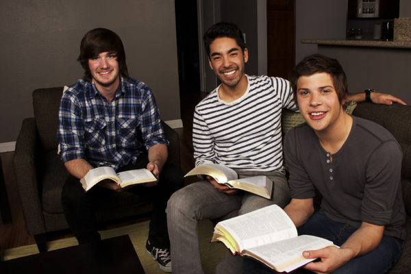 Male Teen Rehab and Bible Study