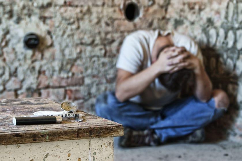 Teen who needs drug treatment