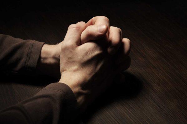 Praying during drug treatment