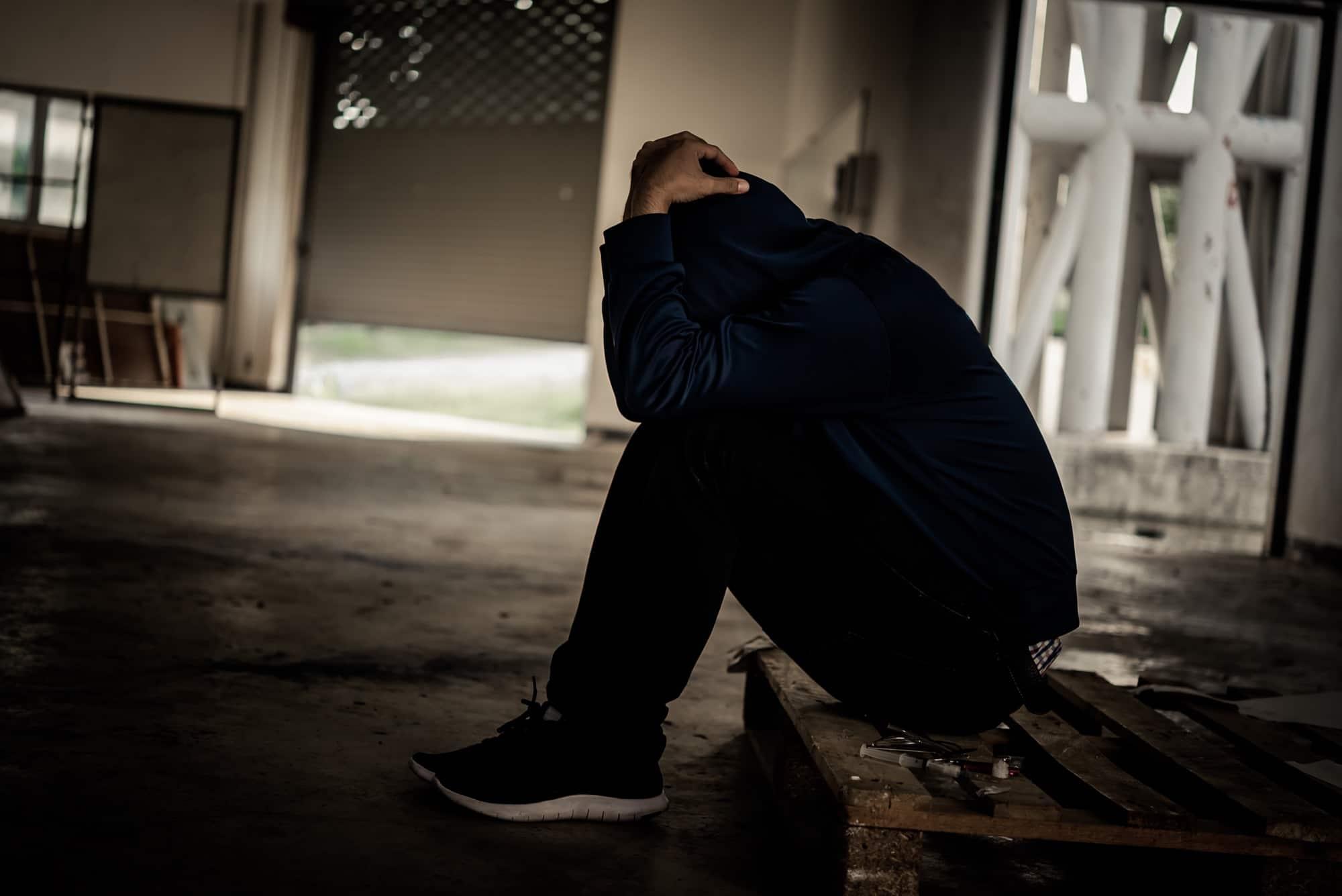 Depressed teen Ozarks Teen Challenge